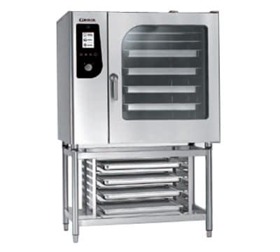 B.K.I. HE102 Full-Size Combi-Oven, Boiler Based, 208v/3ph