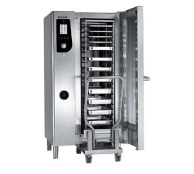 B.K.I. HG201 Half-Size Combi-Oven, Boiler Based, LP