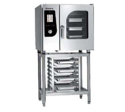 B.K.I. TE061 Half-Size Combi-Oven, Boilerless, 208v/3ph