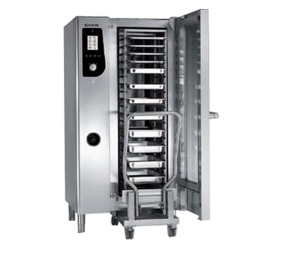 B.K.I. TE201 Half-Size Combi-Oven, Boilerless, 208v/3ph