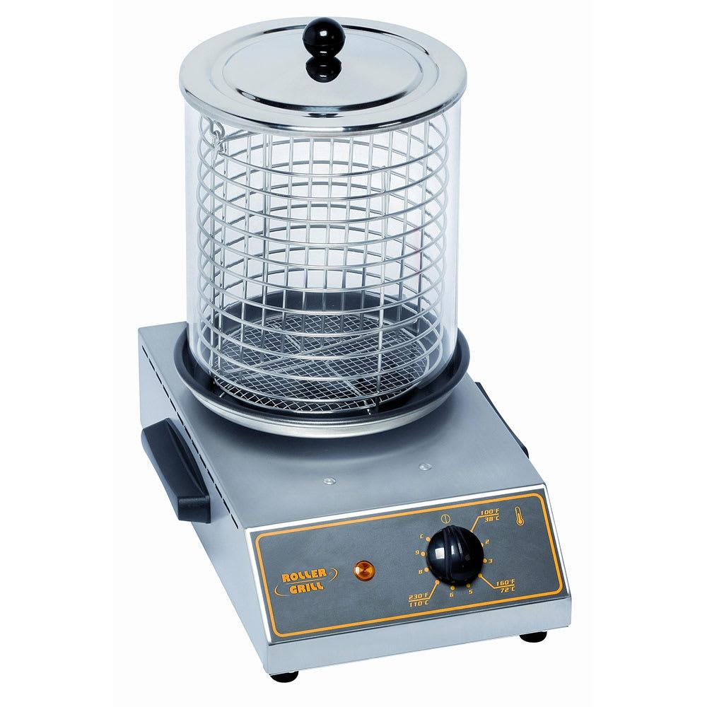 Equipex CS0E Hot Dog Steamer w/ 40-Hot Dog Capacity, 120v