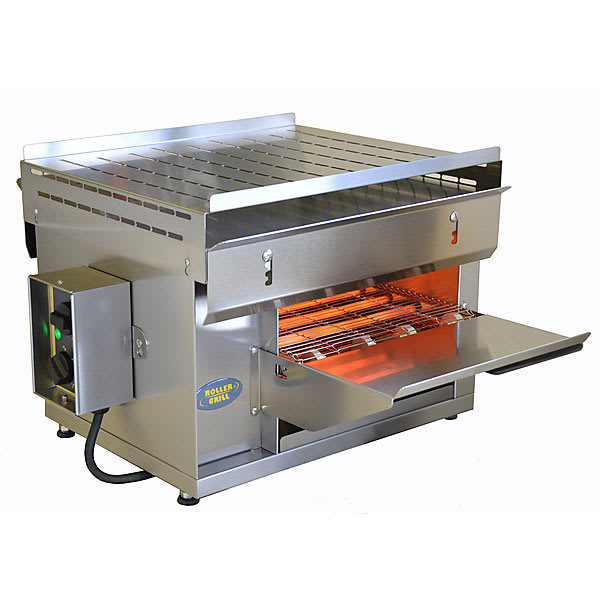"Equipex CT-3000 Conveyor Toaster - 540 Sandwiches/hr w/ 2.375"" Product Opening, 240v/1ph"
