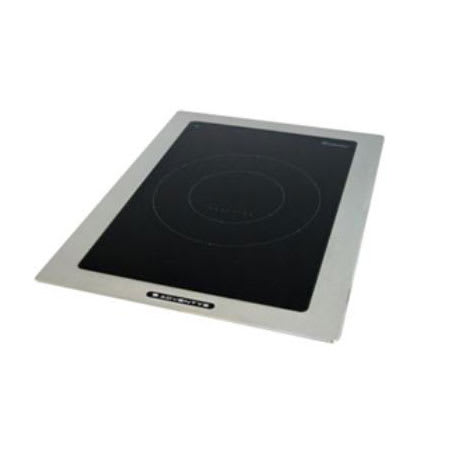 Equipex D1IM 3600 Drop-In Commercial Induction Cooktop w/ (1) Burner, 3.6-kW, 208-240v/1ph