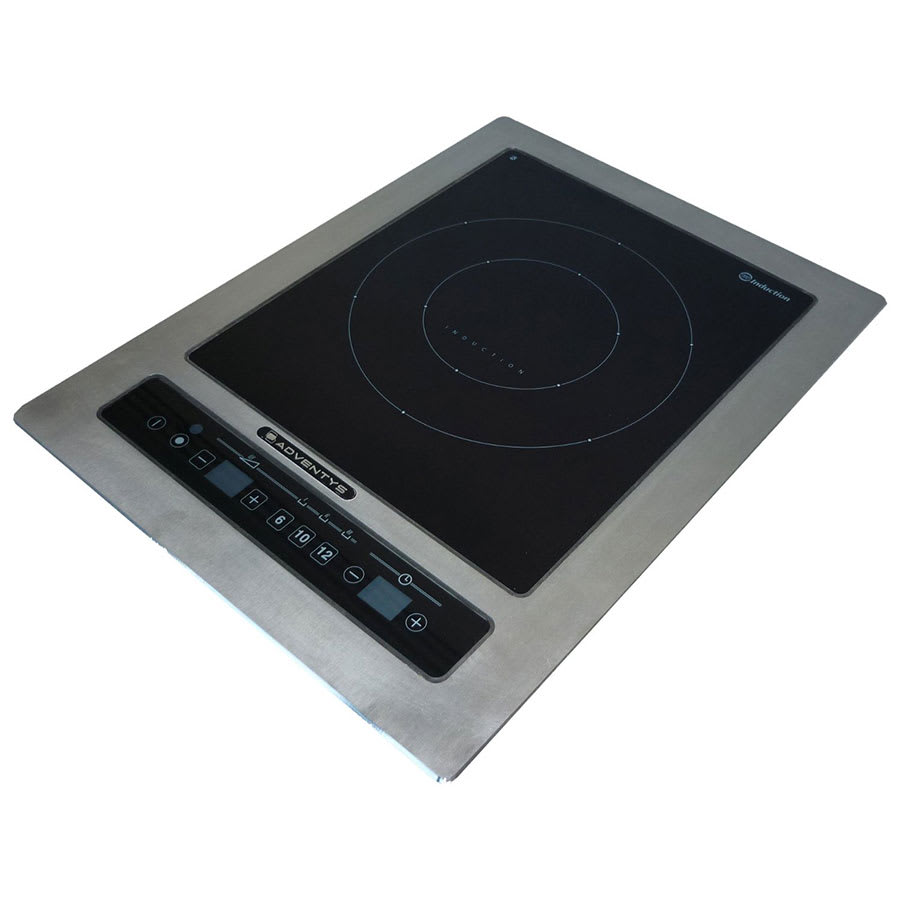 Equipex DRIC 3600 Drop-In Commercial Induction Cooktop w/ (1) Burner, 3.6 kW, 208 240v/1ph