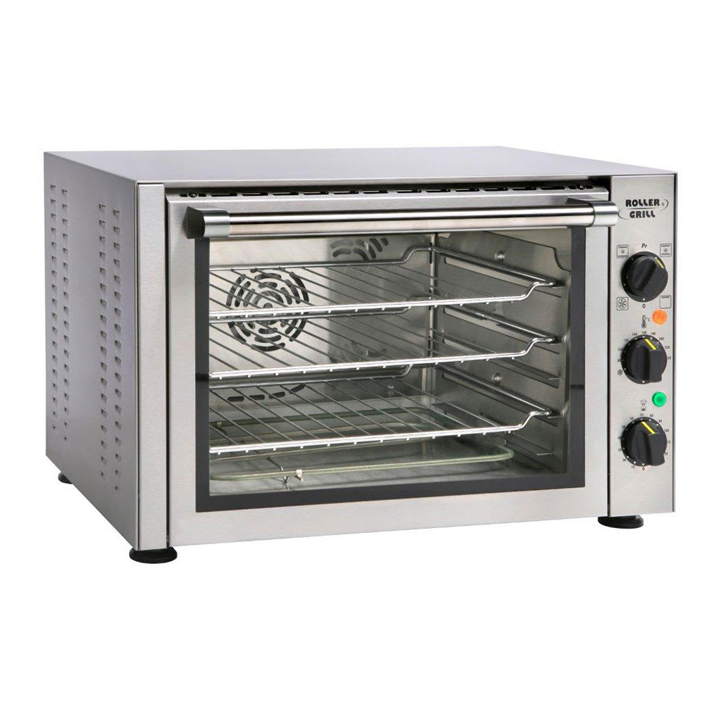 Equipex FC-33 Half-Size Countertop Convection Oven, 208 240/1ph