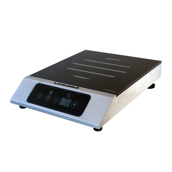 Equipex GL3000 C Countertop Commercial Induction Cooktop w/ (1) Burner, 208-240v/1ph