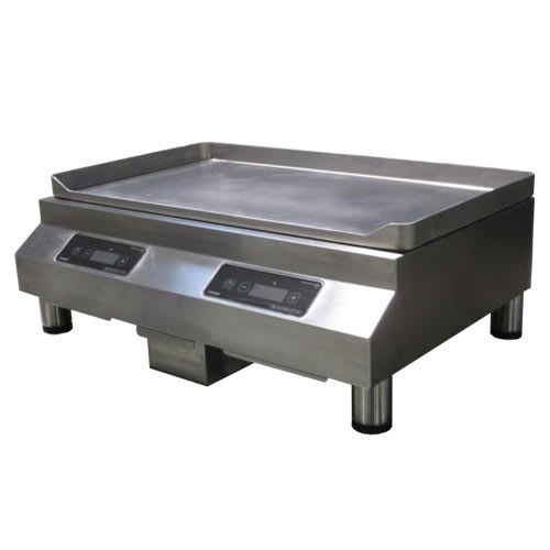 """Equipex GLP6000 27.38"""" Electric Induction Griddle - Thermostatic, 208-240v/1ph"""
