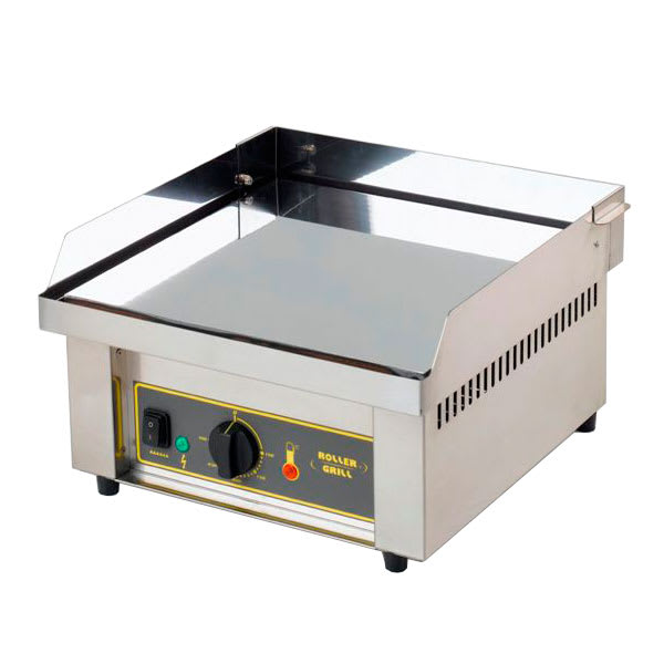"""Equipex PCC-400/1 15"""" Electric Griddle - Thermostatic, Chrome Plate, 208-240v/1ph"""