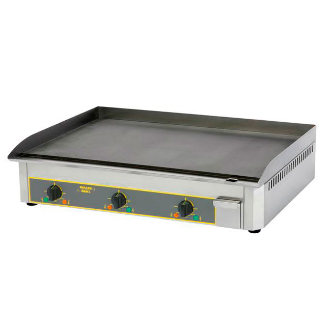 "Equipex PSS-9003PH 35.5"" Electric Griddle - Thermostatic, Steel Plate, 208 240v/3ph"