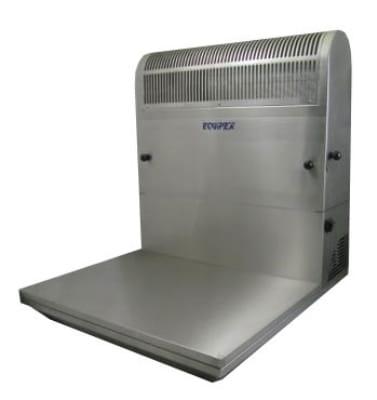"""Equipex SAV-U KONA 26"""" Countertop Vent System for Small Appliances w/ Rear Vent, 120v"""