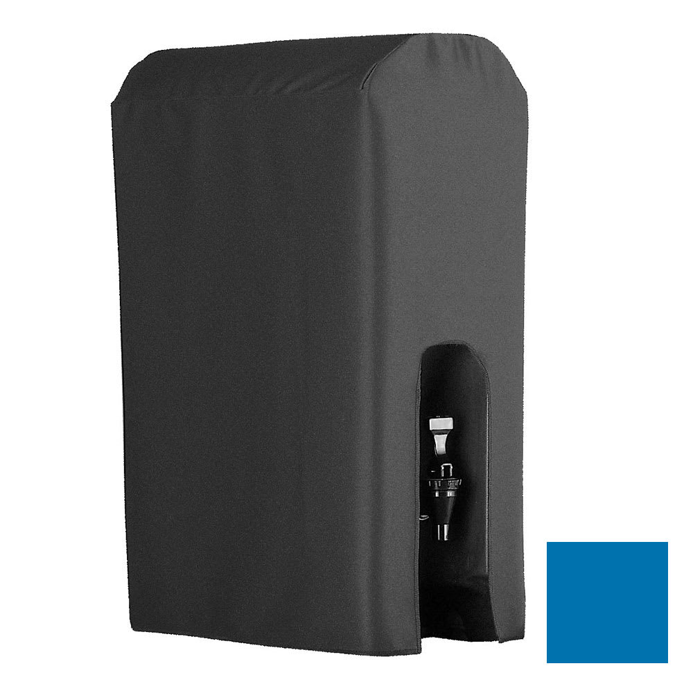 Snap Drape BDCWYN50 BLUBRY 5-Gallon Beverage Dispenser Cover-Cambro & Carlisle, Blueberry