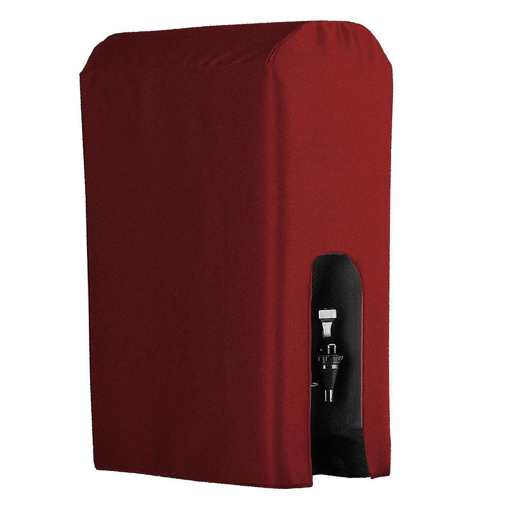 Snap Drape BDCWYN50 RED 5 Gallon Beverage Dispenser Cover-Cambro & Carlisle, Red
