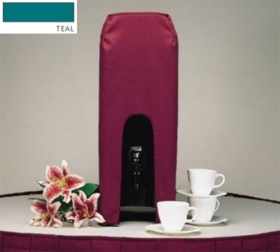 Snap Drape BDCWYN50 TL 5-Gallon Beverage Dispenser Cover-Cambro & Carlisle, Teal