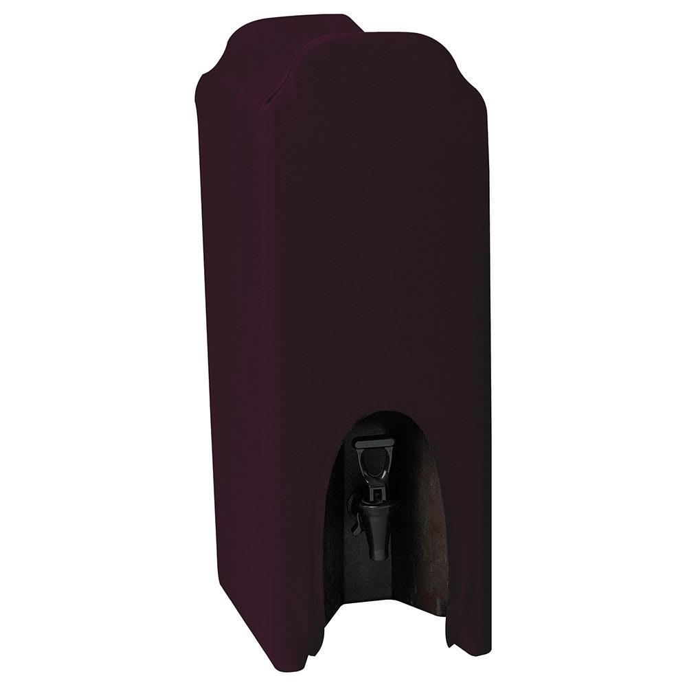 Snap Drape CCBDC5 BGDY Contour 5-Gallon Beverage Dispenser Cover, Snug Fit, Burgundy