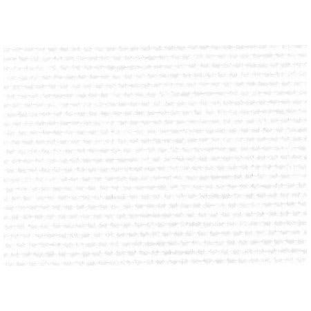 """Snap Drape NAPVIS1717OWH VISA Plus 17"""" x 17"""" Overlocked Napkin, Polyester, White"""