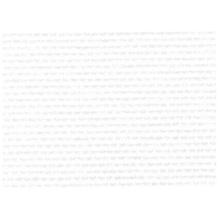 "Snap Drape NAPVIS2020HWH VISA Plus 20"" x 20"" Hemmed Napkin, Polyester, White"