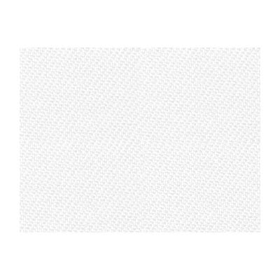 Snap Drape SEQ3V17629 WHT Sequel 17.5 ft Table Skirt, Boxed Pleat, Velcro Attachment, White