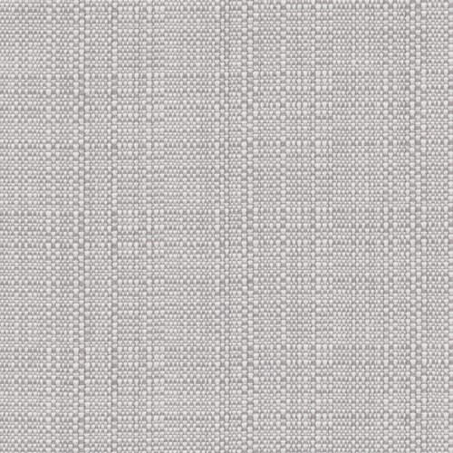 "Snap Drape TCL52ROSTN 52"" Round Classic Linen Overlocked Tablecloth - Polyester, Stone"