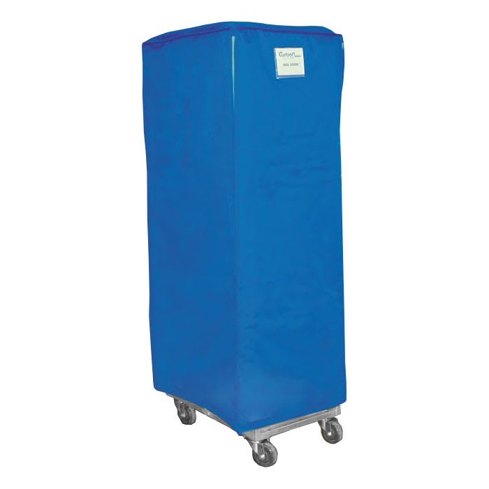 Curtron SUPRO-IC-BL Rack Cover w/ Side Load & Insulated Bottom Pad, Blue