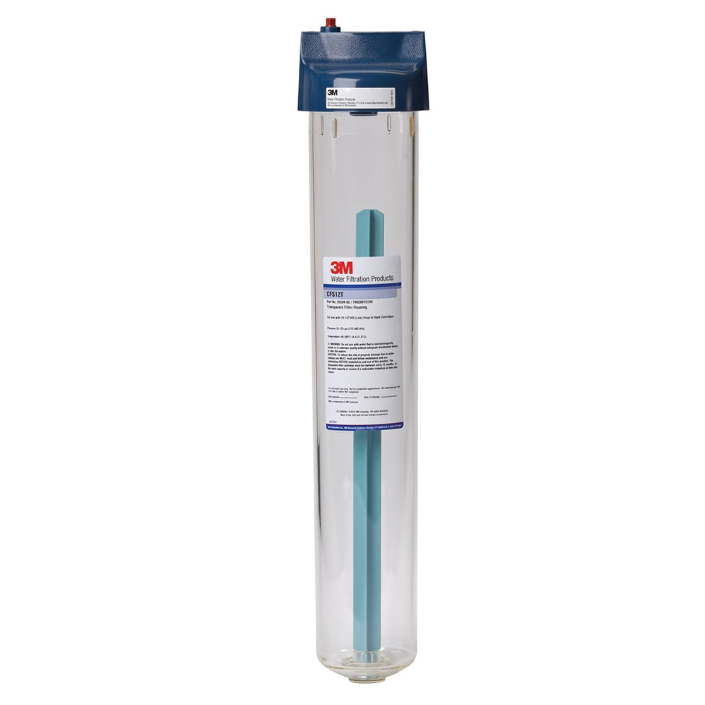 3M Cuno 5558902 Single Pre Filter Water Filter Cartridge, Valve
