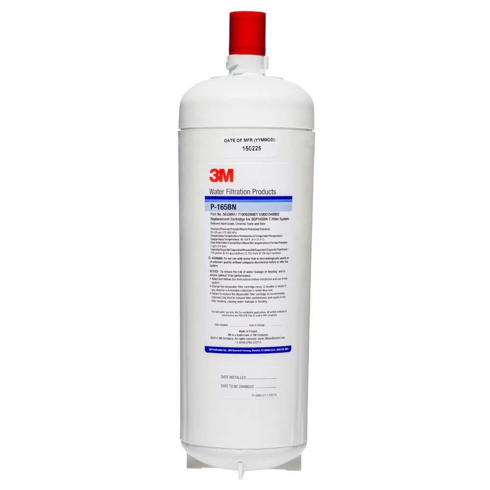 3M Cuno 5615601 P165BN WAC Replacement Filter Cartridge For SGP165BN-T System