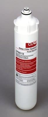 3M Cuno CFS9112 5589203 Replacement Filter, Reduces Sediment, Chlorine & Odor, 1 Micron