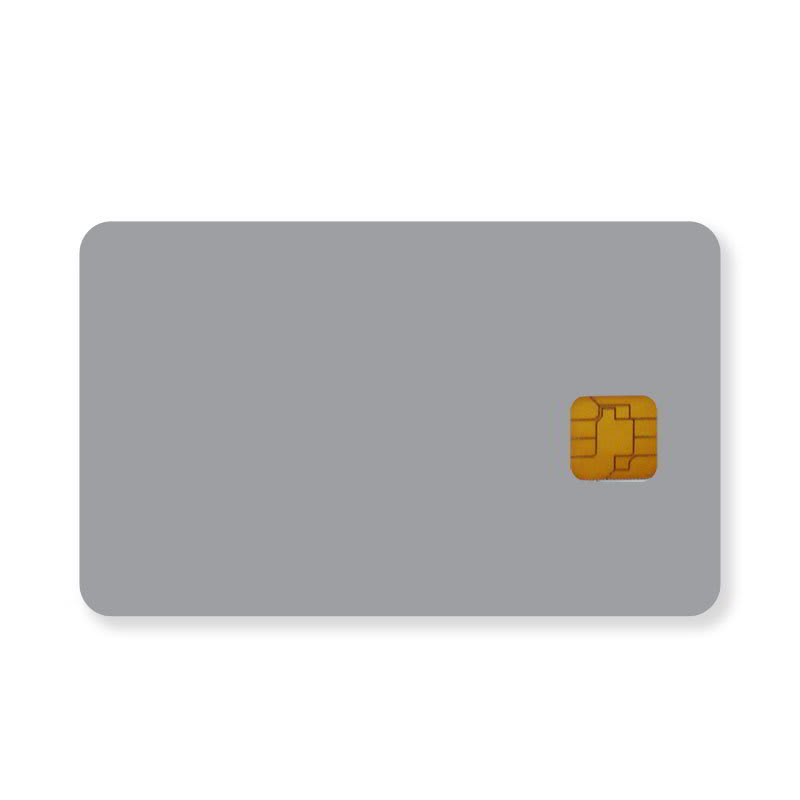TurboChef 103655 High Density Blank Smart Card For Firmware or Menu