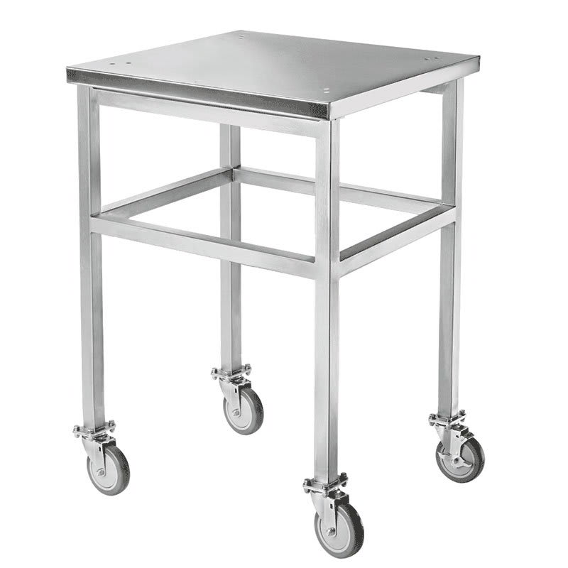 "TurboChef HCT-3004-1 35.8"" Cart w/ Locking Casters"