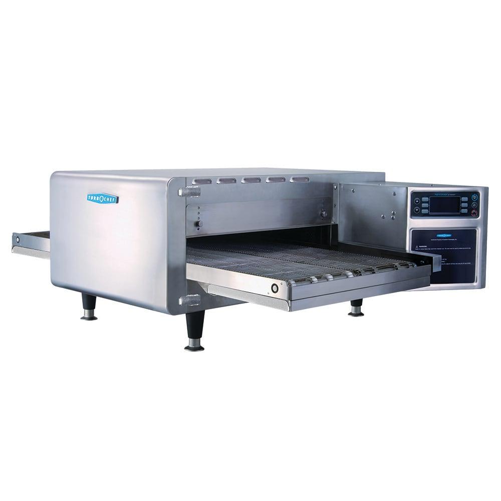 TurboChef HHC2020 Split Belt High Speed Countertop Conveyor Oven, 208v/3ph