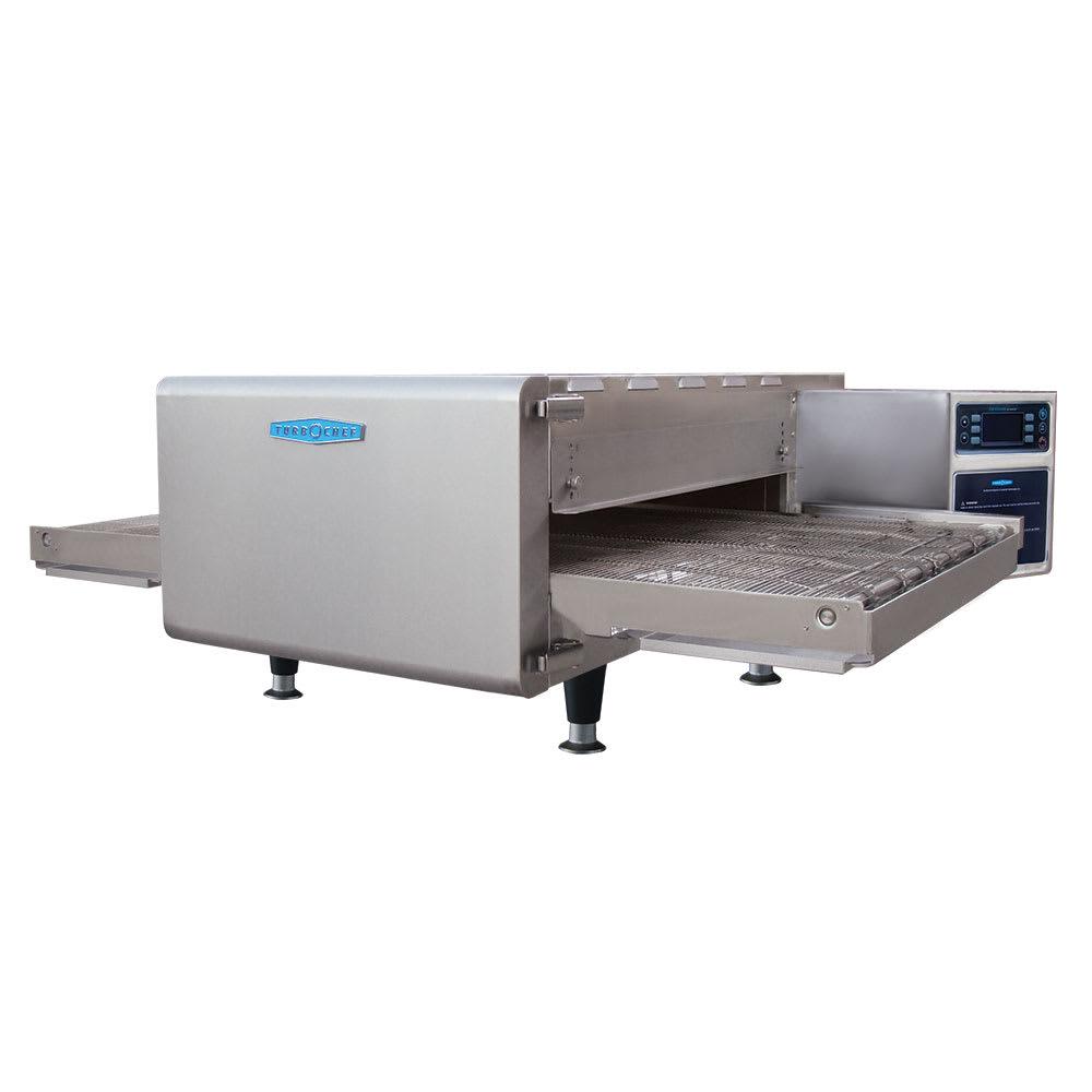 "TurboChef HHC2620 STD-SP 48"" Countertop Conveyor Oven, Rapid Cook, 50/50 Split Belt, 208v/3ph"