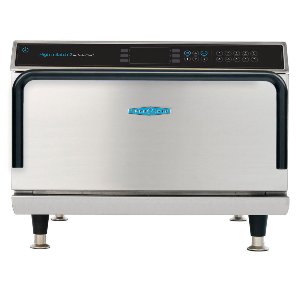 TurboChef HIGH H BATCH 2 High Speed Countertop Convection Oven, 208v/1ph