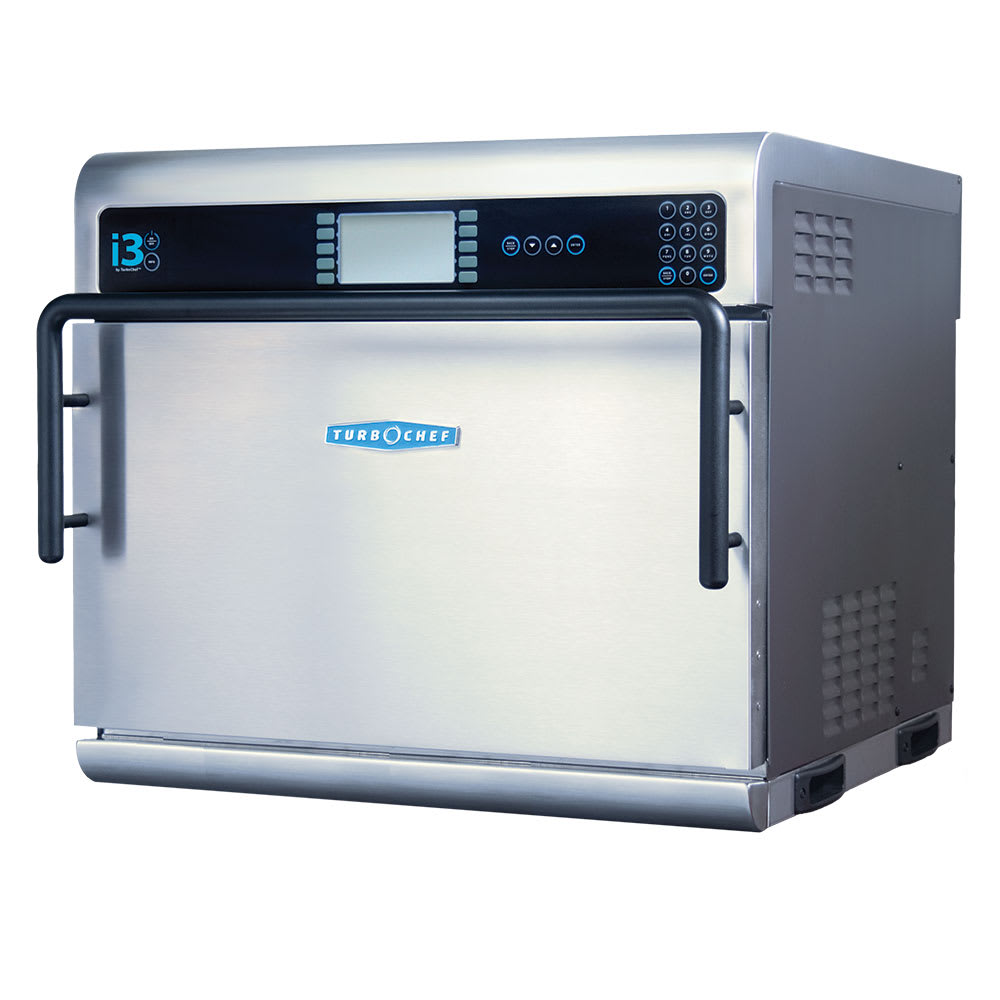 TurboChef I3 High Speed Countertop Convection Oven, 208v/1ph