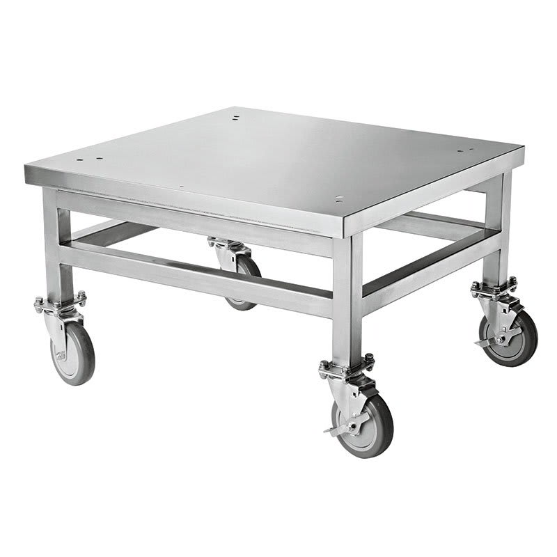 "TurboChef NGC-1217-2 18"" Oven Cart w/ Locking Casters"