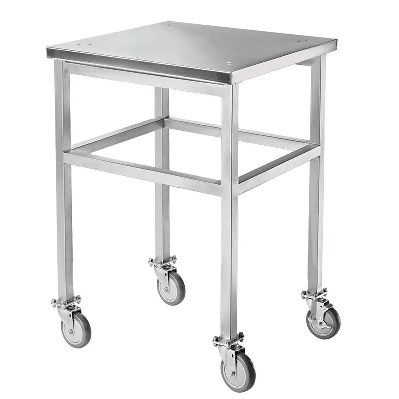 "TurboChef NGC-1217-3 32"" Oven Cart w/ Locking Casters"