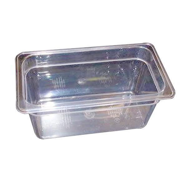True 810323 Food Storage Pan, 1/3 Size, 6-15/16 x 12-3/4 x 5-4/5 Inch D
