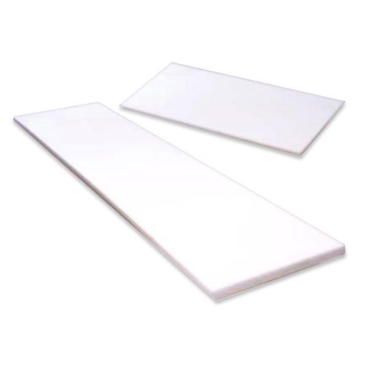 True 810371 Polyethylene Cutting Board, 44 1/4 x 19 1/2 x 1/2 Inch, for TPP44 & TPP44D2