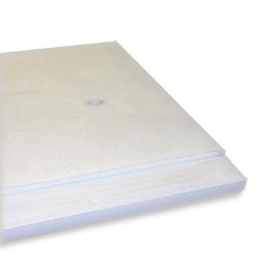 "True 810868 Polyethylene Cutting Board, 60"" X 8 7/8"" For Use With Crumb Catcher 874619"