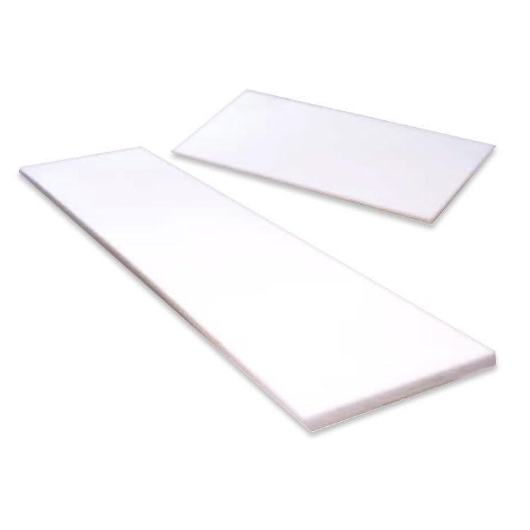 """True 810895 Polyethylene Cutting Board, 72"""" X 19"""" X 3/4"""" Thick for TSSU72"""