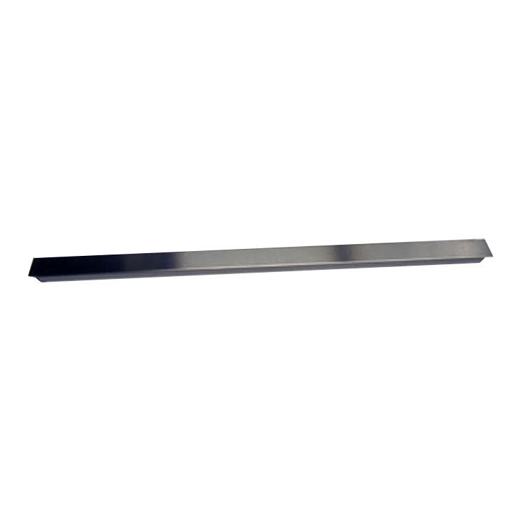 """True 861273 Adapter Bar for True Condiment Pans, Runs Front to Back1-1/16"""" X 12-5/8"""""""