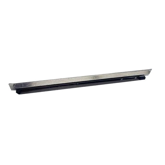 """True 864266 Adapter Bar for Rubbermaid Condiment Pans, Runs Left to Right, 12-5/8"""" X .85"""