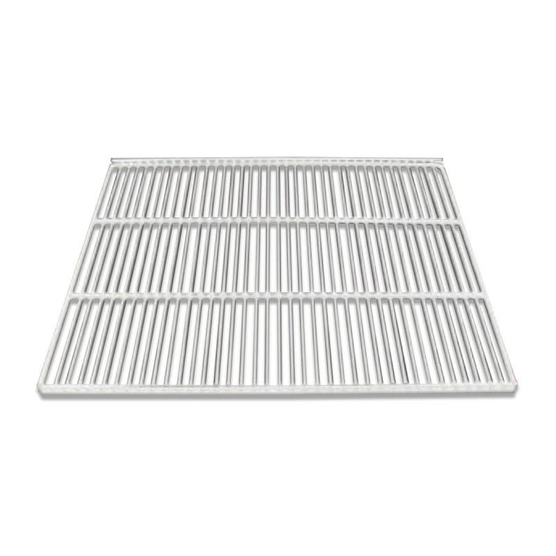 True 871798 PVC Coated Wire Shelf, Bottom, 19 in, for TSID723 & TSID726