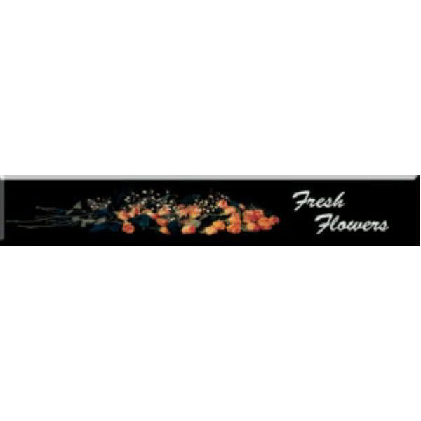True 876922 Sign, Fresh Flowers, Long Stem