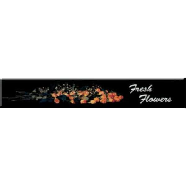 True 876923 Sign, Fresh Flowers, Long Stem, for GDM69, GDM69FC, GEM69 & GEM69FC