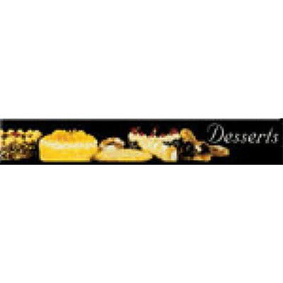 True 877596 Sign, Desserts, for GDM26