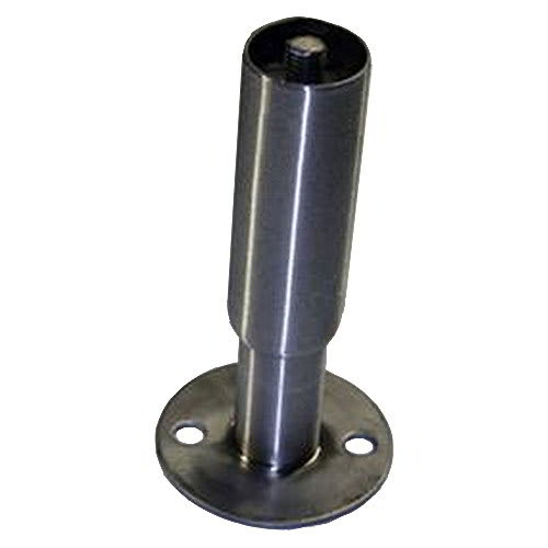 True 880354 6 Inch Seismec / Flanged Legs, Set of 4, Frame Style, for T24GC & T24GCS