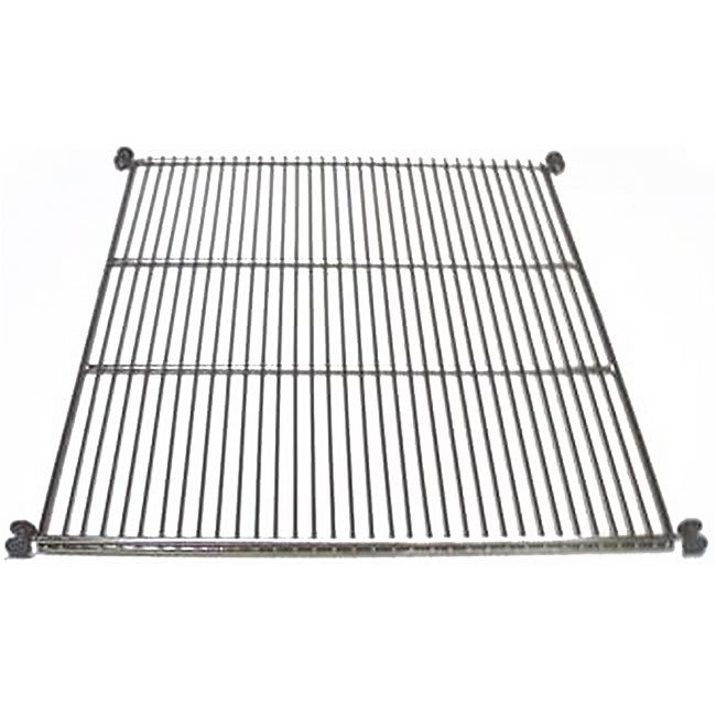 True 919448 Shelf, Stainless Steel with Knobs