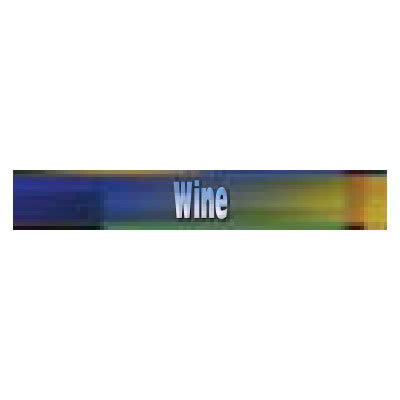 True 884238 Sign, Wine, Blue & Green