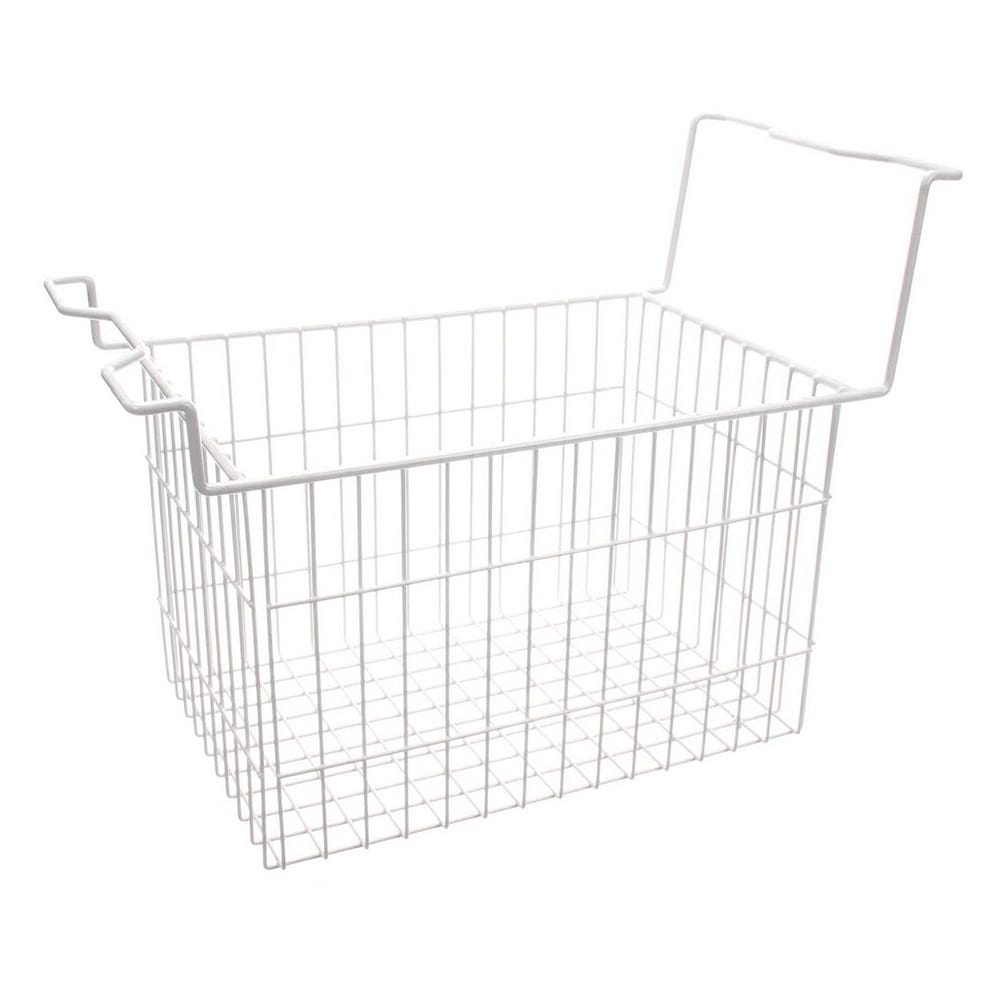 True 930993 Wire Basket for TFM-29AL, White