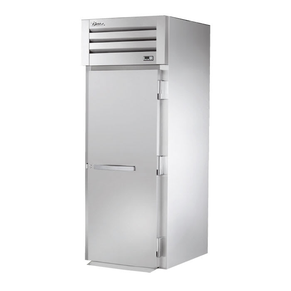"True STA1FRI-1S 35"" Single Section Roll-In Freezer, (1) Solid Door, 115v"