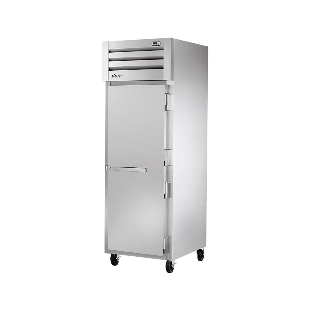 "True STG1R-1S-HC 28"" One Section Reach In Refrigerator, (1) Left Hinge Solid Door, 115v"
